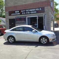 Used 2011 Chevrolet Cruze LT Turbo for sale in Windsor, ON