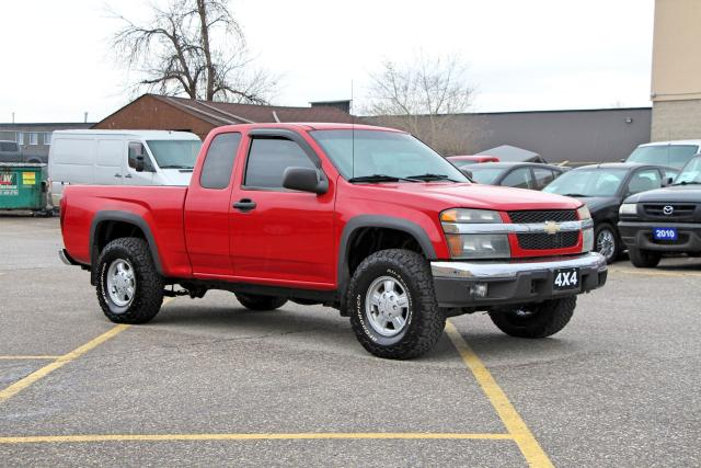 2006 Chevrolet Colorado LS 4x4
