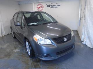 Used 2010 Suzuki SX4 Sport for sale in Ancienne Lorette, QC