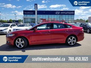 Used 2015 Ford Fusion SE/BACK UP CAMERA/NAV/BLUETOOTH for sale in Edmonton, AB