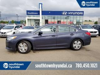 Used 2015 Subaru Legacy 2.5i/AWD/BACK UP CAMERA/HEATED SEATS/BLUETOOTH for sale in Edmonton, AB