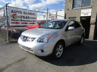 Used 2011 Nissan Rogue SV AWD for sale in Sherbrooke, QC