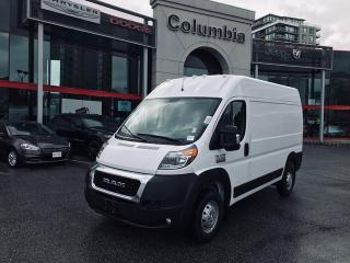 New 2019 RAM Cargo Van ProMaster for sale in Richmond, BC