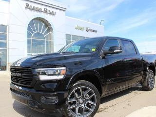 New 2019 RAM 1500 Laramie for sale in Peace River, AB