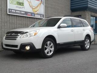 Used 2013 Subaru Outback AWD for sale in Richelieu, QC
