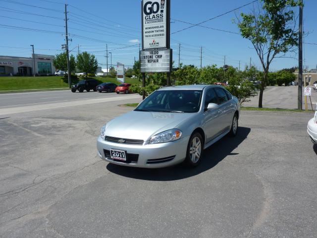 2011 Chevrolet Impala LT, LIKE NEW