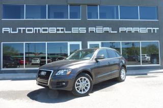 Used 2010 Audi Q5 Premium Plus - 3,2l for sale in Québec, QC