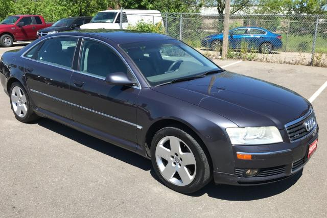 2004 Audi A8 L, AWD ** AS-IS NO SAFETY **