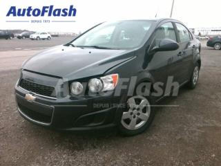 Used 2014 Chevrolet Sonic Ls M5 A/c Un for sale in St-Hubert, QC