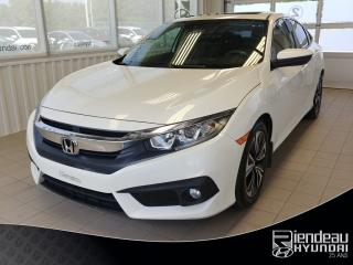 Used 2017 Honda Civic Ex-T + T.ouvrant for sale in Ste-Julie, QC