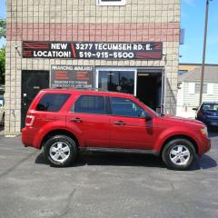 Used 2010 Ford Escape XLT  $76.18/week OAC for sale in Windsor, ON