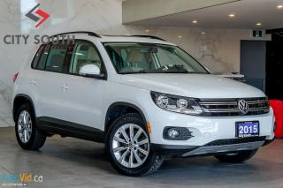 Used 2015 Volkswagen Tiguan Highline for sale in Toronto, ON