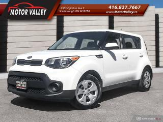 Used 2017 Kia Soul LX Only 021,912KM Like New!! for sale in Scarborough, ON