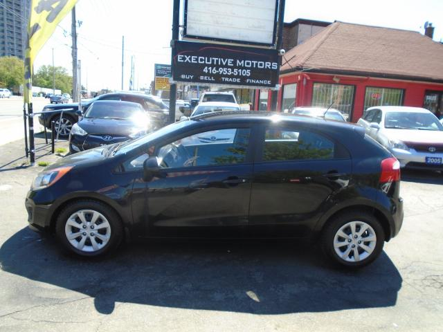 2013 Kia Rio LX+ / LOW KM / SUPER CLEAN / CERTIFIED / PWR GROUP