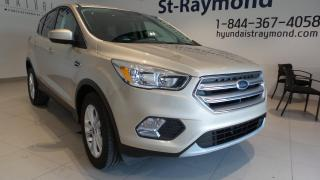 Used 2017 Ford Escape 4 portes SE, AWD for sale in St-Raymond, QC