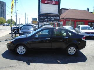 Used 2008 Ford Focus SE/ LOW KM / SUPER CLEAN / CERTIFIED / READY TO GO for sale in Scarborough, ON