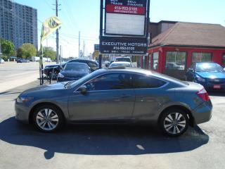 Used 2008 Honda Accord EX-L/ LEATHER / ROOF / NEW BRAKES / LOADED / for sale in Scarborough, ON