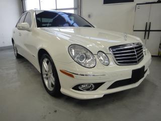 Used 2009 Mercedes-Benz E-Class NO ACCIDENT,NAVI,AWD,E-350 for sale in North York, ON