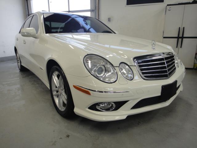 2009 Mercedes-Benz E-Class NO ACCIDENT,NAVI,AWD,E-350