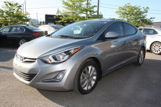 Used 2015 Hyundai Elantra Sport Appearance for sale in Toronto, ON