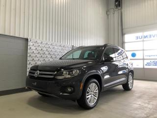 Used 2016 Volkswagen Tiguan Tiguan spéciale édition 4-MOTION (79$/Se for sale in Chicoutimi, QC