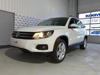 Used 2016 Volkswagen Tiguan Comfortline 4 portes 4MOTION BA for sale in Chicoutimi, QC