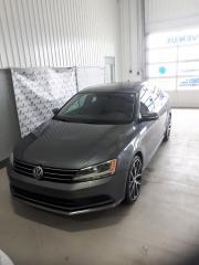 Used 2015 Volkswagen Jetta Jetta Trendline + Roues 19 for sale in Chicoutimi, QC