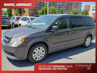 Used 2016 Dodge Grand Caravan ** Le Mini van par excellence ** for sale in Longueuil, QC