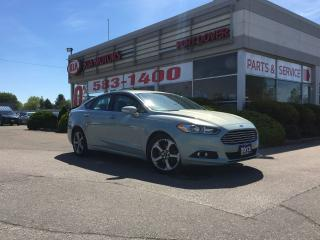 Used 2013 Ford Fusion Hybrid SE | Fuel Efficient | Blue Tooth for sale in Port Dover, ON