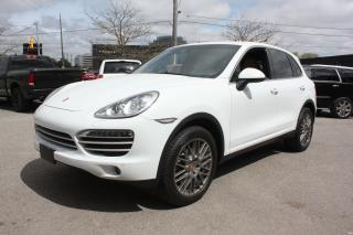 Used 2014 Porsche Cayenne Platinum Edition for sale in Toronto, ON