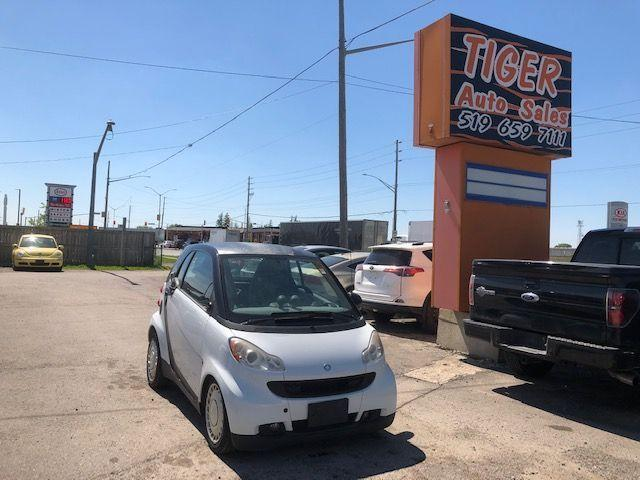 2009 Smart fortwo **175,000 KMS**NO START**PROJECT/PARTS CAR**AS IS