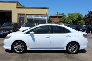 Used 2010 Lexus HS 250H Premium for sale in Brampton, ON