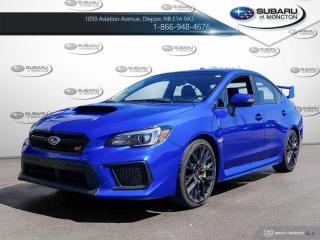 Used 2019 Subaru WRX STI Sport-tech for sale in Dieppe, NB