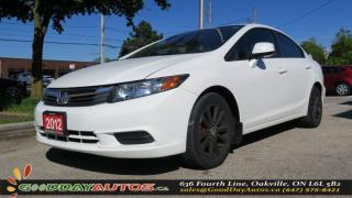 Used 2012 Honda Civic EX-L|NO ACCIDENT|LEATHER|NAV|SUNROOF|ALLOYS|BT for sale in Oakville, ON