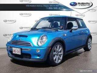 Used 2005 MINI Cooper S for sale in Dieppe, NB