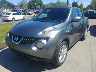 Used 2013 Nissan Juke SL for sale in North York, ON