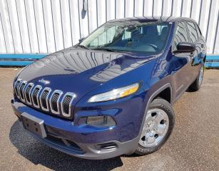 Used 2015 Jeep Cherokee SPORT 4X4 for sale in Kitchener, ON