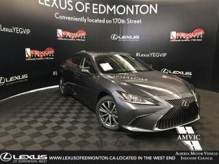 Used 2019 Lexus ES 300 h Standard Package for sale in Edmonton, AB