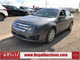 Photo of Grey 2012 Ford Fusion