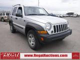 Photo of Silver 2006 Jeep Liberty