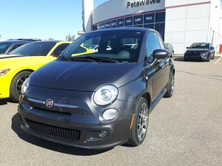 Used 2014 Fiat 500 Sport for sale in Pembroke, ON