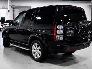 Used 2015 Land Rover LR4 HSE   7 PASSENGER   NAVIGATION   MERIDIAN AUDIO for sale in Vaughan, ON