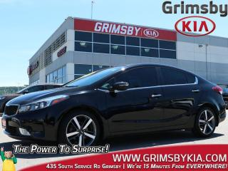 Used 2017 Kia Forte EX+| Sunroof| Backup Cam| Heat Seat for sale in Grimsby, ON