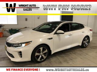 Used 2016 Kia Optima SXL Turbo|LEATHER|SUNROOF|NAVIGATION|62,295 KM for sale in Cambridge, ON