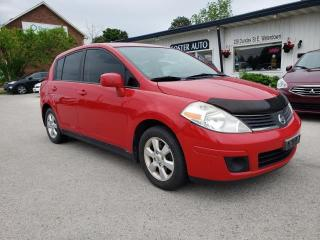 Used 2008 Nissan Versa 1.8 S for sale in Waterdown, ON