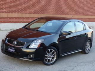 Used 2008 Nissan Sentra SE-R Spec V, LOW KMS, SUNROOF, ALLOYS, FOG LIGHTS, for sale in Mississauga, ON