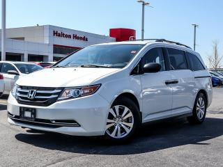 Used 2015 Honda Odyssey SE|ACCIDENT FREE|ONE OWNER for sale in Burlington, ON