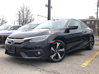 Used 2016 Honda Civic Touring. like very low mileage? for sale in Toronto, ON