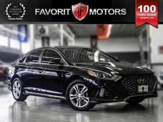 Used 2018 Hyundai Sonata LEATHER | SUNROOF | NAVIGATION for sale in North York, ON