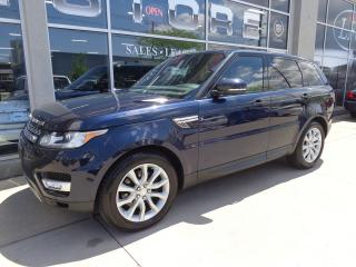 Used 2015 Land Rover Range Rover Sport V6 HSE.NAVIGATION.PANO ROOF. for sale in Etobicoke, ON